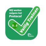 """Het keurmerk van """"Veilig trainen"""" van de Nederlandse Orde van Beroepstrainers (Nobtra)"""